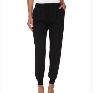Joie Mariner Jogger Pants in Black